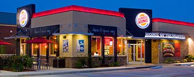 Gas Station Burger King