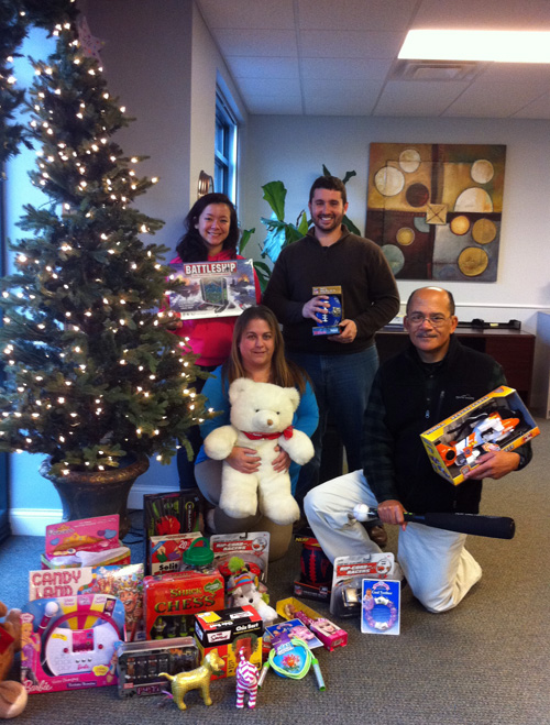 2011 Toys for Tots